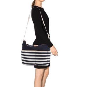 KATE SPADE Stripe Collins Ave Serena Diaper Bag